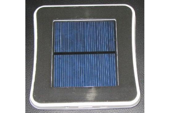 Portable Solar Samsung Blue Earth Smartphone Charger