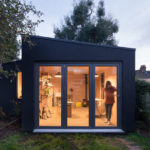 Potting Shed Multi-Use Garden Studio Is Built From Waste Materials