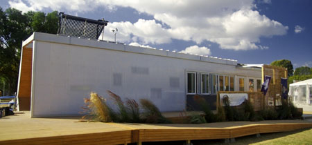 Project Solar House