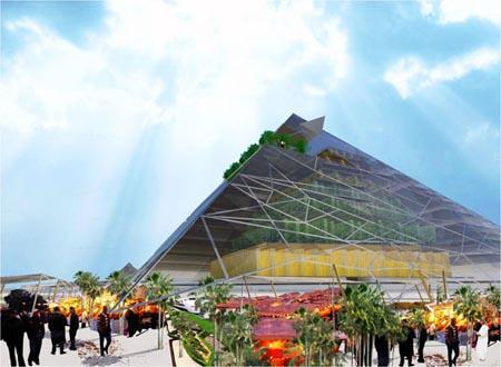 Pyramid Farm