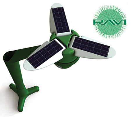 Ravi Solar Generator