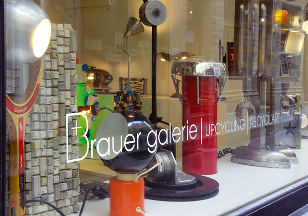Recycl'art Brauer Gallery Paris