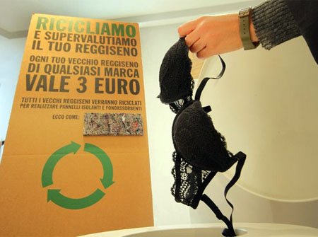 Bra Recycling