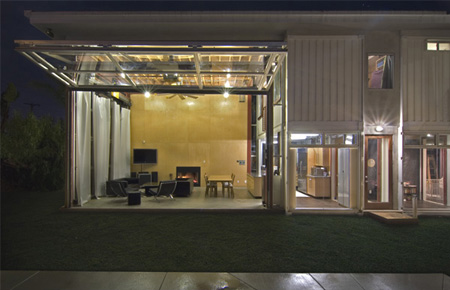 Redondo Beach Container House