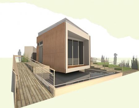 Reefract House
