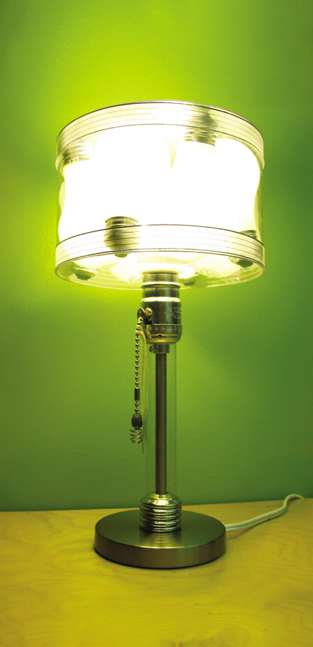 Relighted Lamp