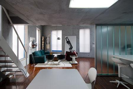 Renovated Housing