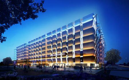 Eco-friendly 5-star Hotel