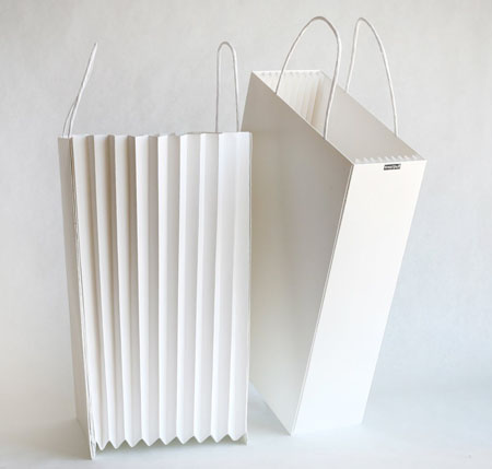 Sac Accordeon Paper Bag