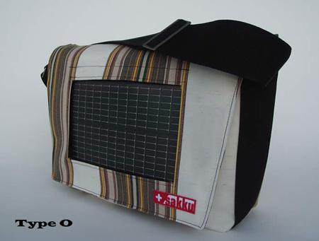 The Sakku Solar Bags