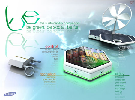 Samsung Be Concept
