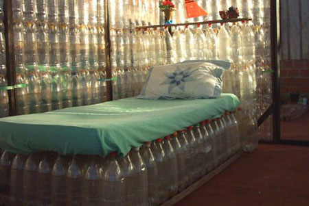 PET Bottle House