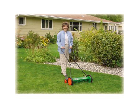scotts 2000-20 20-inch classic reel lawn mower