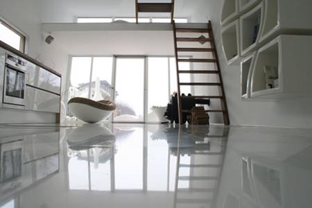 Silberfisch Houseboat