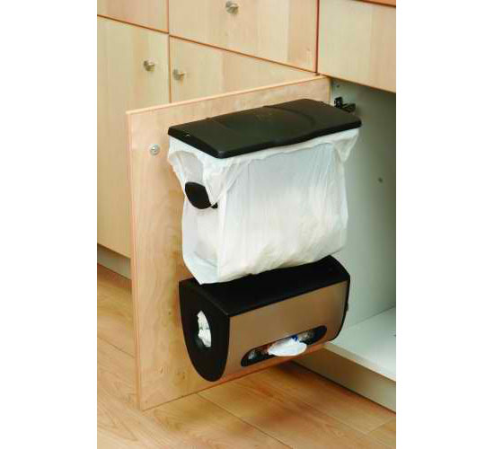 Simplehuman Cabinet Mount Grocery Bag Can