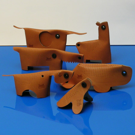 Skinni Scrap Leather Toys