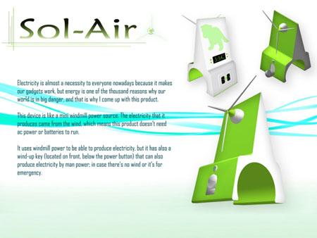Sol-air