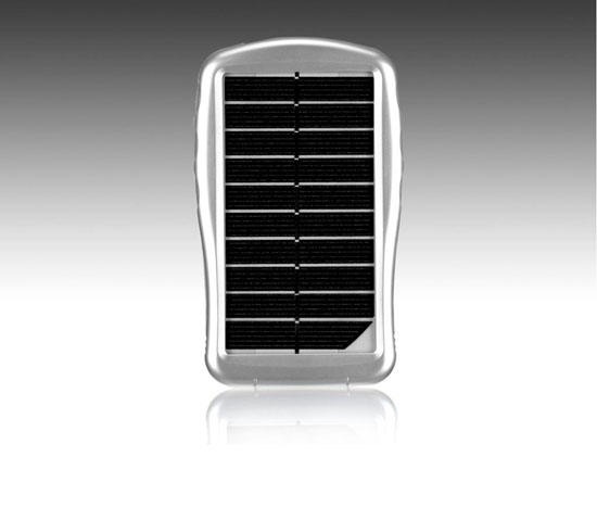 Soladec All-in-One Portable Solar Power Charger and External Battery