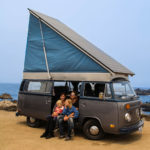 Solar Electric VW Bus : Solar-Powered Volkswagen Camper Van