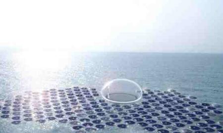 Solar Powered Hydrogen Powerplant
