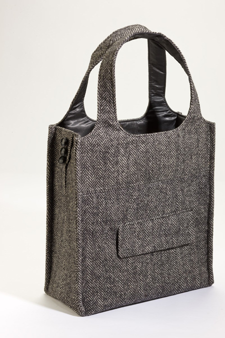 Sport Suit Tote Bag