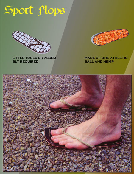 fbb19c6ded73f Sport Flops  Protect A Child s Feet From Harm Whilst Protecting The  Environment