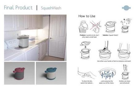Squash Wash