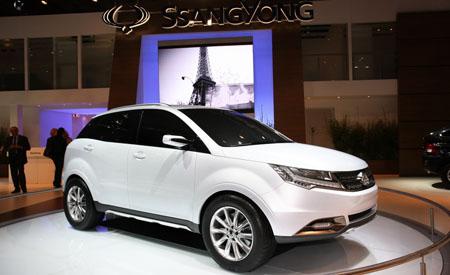 Ssangyong C200