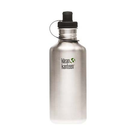 Klean Kanteen Stainless Water Bottle