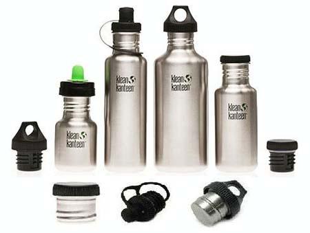 Klean Kanteen Stainless Water Bottle