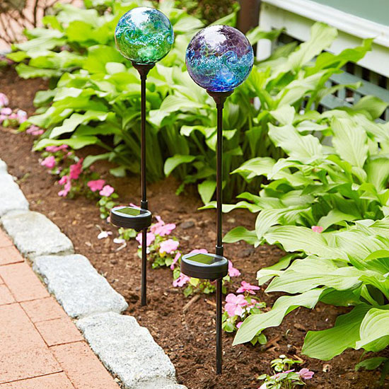 Starry Night Solar Stake for Garden
