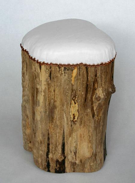 Stump Stool