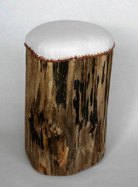 Stump Stool. Source: Cumulus Project Amazing Ideas