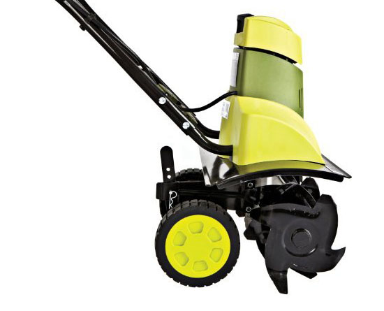 Sun Joe Electric Garden Tiller TJ601E Saves Your Cash on