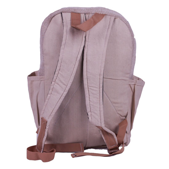 Sustainable Hemp Backpack by TheProudClothing