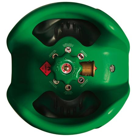 Swan N Go Green LPG Cylinder