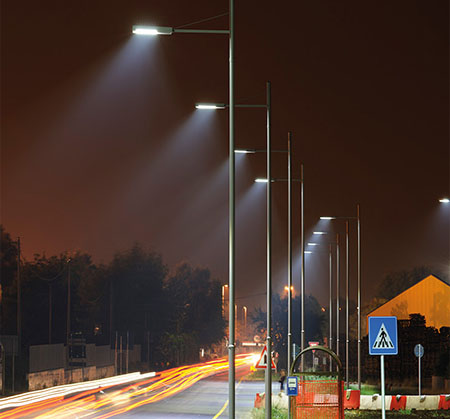 T-system Street Lighting System