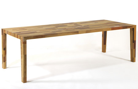 Things+Made+Out+Of+Wood Sustainable Table Made Out Of Waste Wood ...