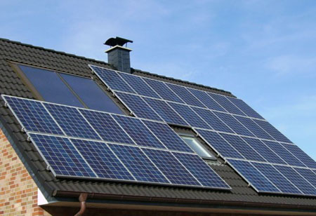 Ten Million Solar Roof Initiative