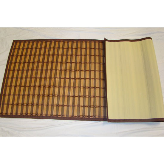Textiles Plus Natural Bamboo Floor Mat