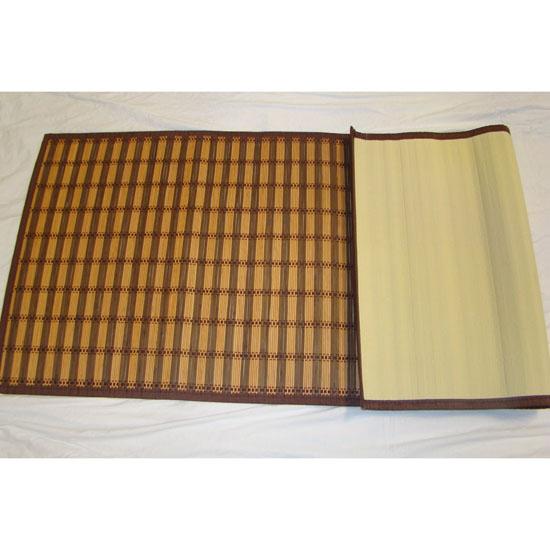 Textiles Plus Natural Bamboo Floor Mat