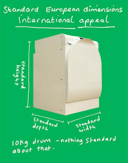 The Reason Washing Machine