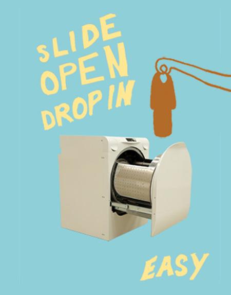 Water Softener Water Softener Drawer Washing Machine