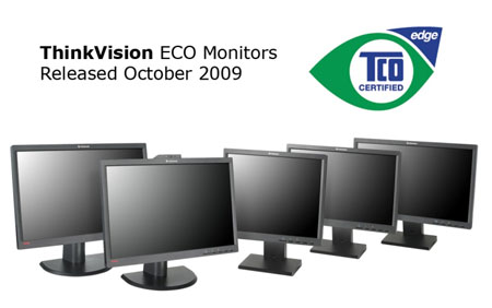 Think Vision Eco Monitor