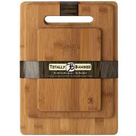 Totally Bamboo Cutting Board