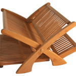 Totally Bamboo Eco Dish Rack Will Complete Your Eco-friendly Way Of Living
