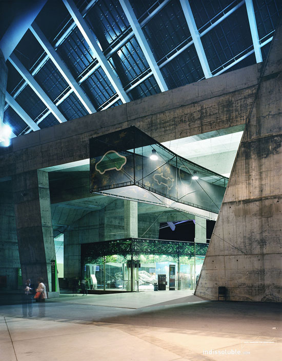 Toyota Eco-Mobility Exhibition Building