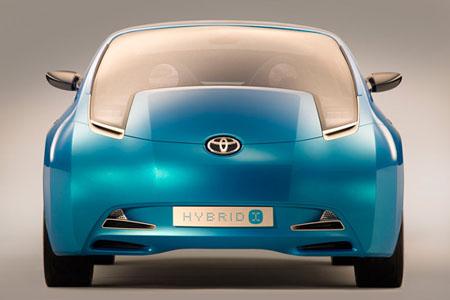 Toyota Hybrid-X Concept