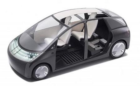 Toyota Seawed Car