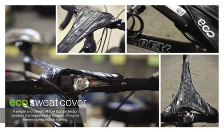 TREK Eco-sweat Cover